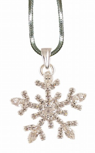 Snowflake 1 Necklace
