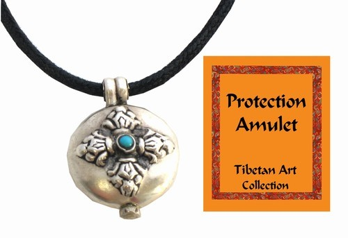 Protection Amulet Necklace