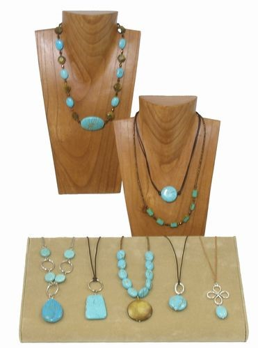 Turquoise Necklace Assortment