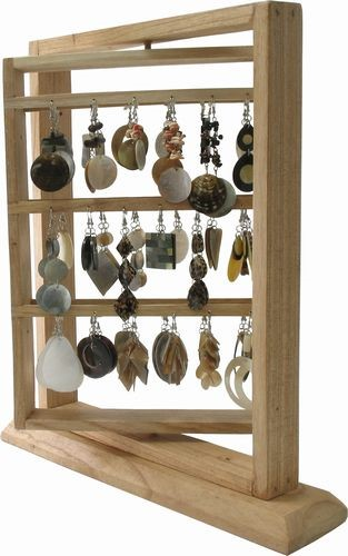 Natural Shell Earring Assortment