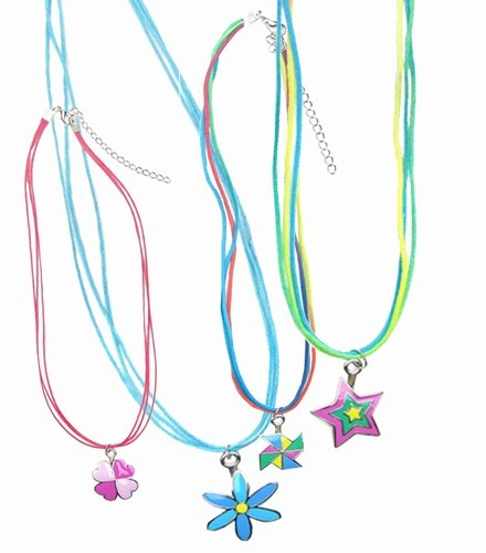 Spin-Itz Charm Necklaces
