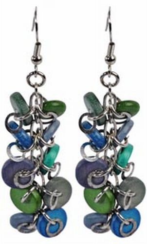 Azure Seas  Earrings