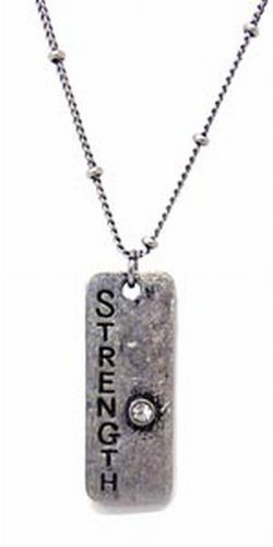Petites Necklace, Strength