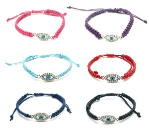 Chick Chic, Evil Eye Bracelets