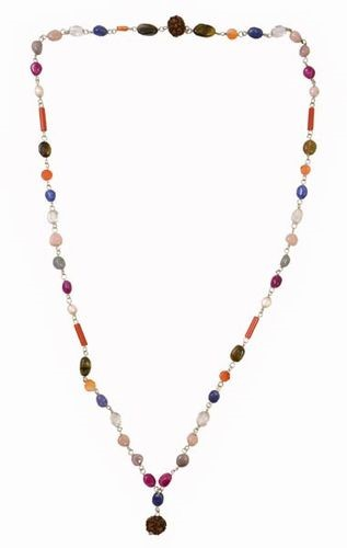 Tibetan Art Necklace