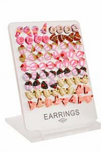 Mini Cake Earrings
