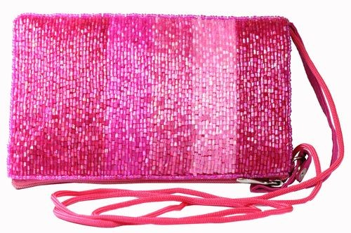 Shades of Pink Club Bag