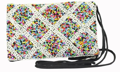 Diamond Sprinkle Club Bag