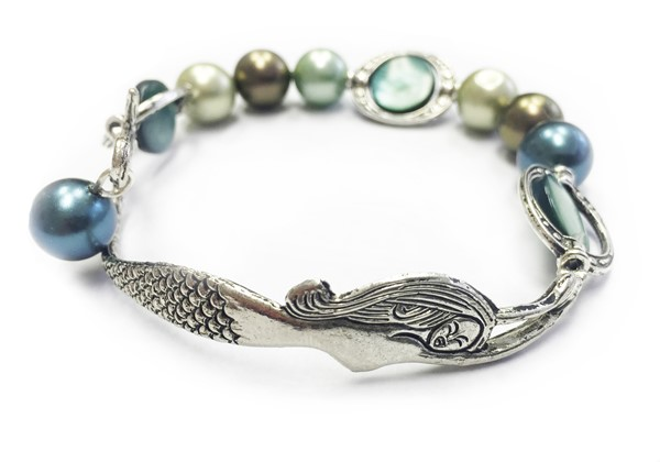 Mermaid Found Bracelet