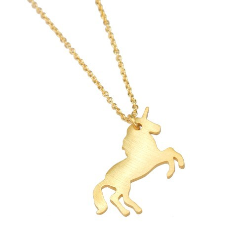 Mini Unicorn Necklace