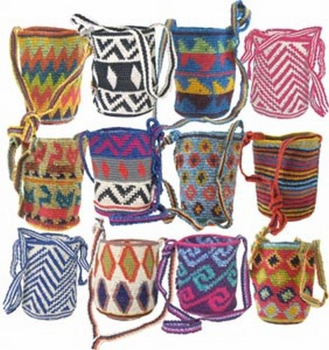 Assortment Bucket Bag