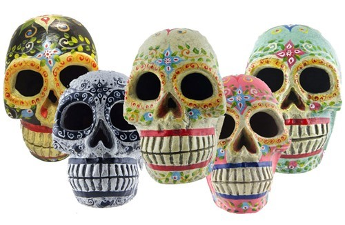 Assortment Sugar Skulls