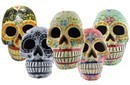 Assortment Small Sugar Skulls