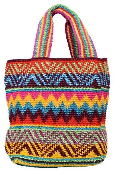 Tote Bag Chevron