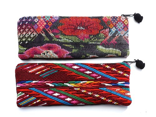 Huipil Pencil Pouch