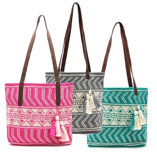 Bella Tote Bag Assortment