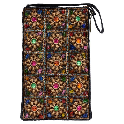 Club Bag Flower Jewels