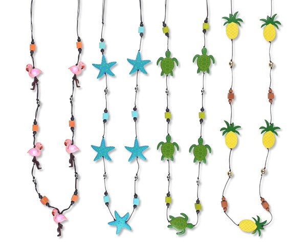 Tropical Necklace Assortment